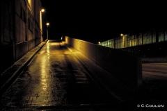 Port de nuit - © Christian Coulon