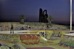 Skate park - © Didier Coccolo