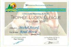 Road Movie - © Michel Attard - Trophée Lucien Clergue